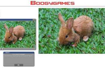 Rabbit: Jigsaw Puzzles