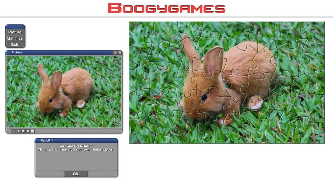 Rabbit: Jigsaw Puzzles