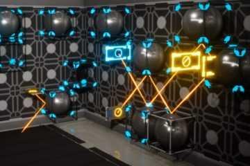 Laser Puzzle in VR