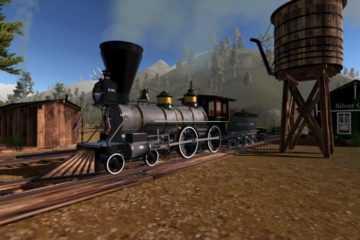 American Railroads - Summit River & Pine Valley