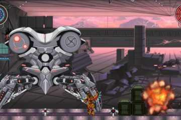 Metal Shell: Neon Pulse