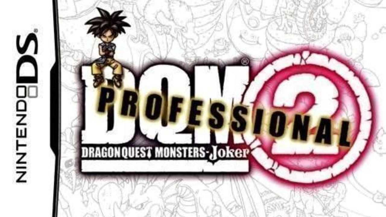 Dragon Quest Monsters: Joker 2 Professional