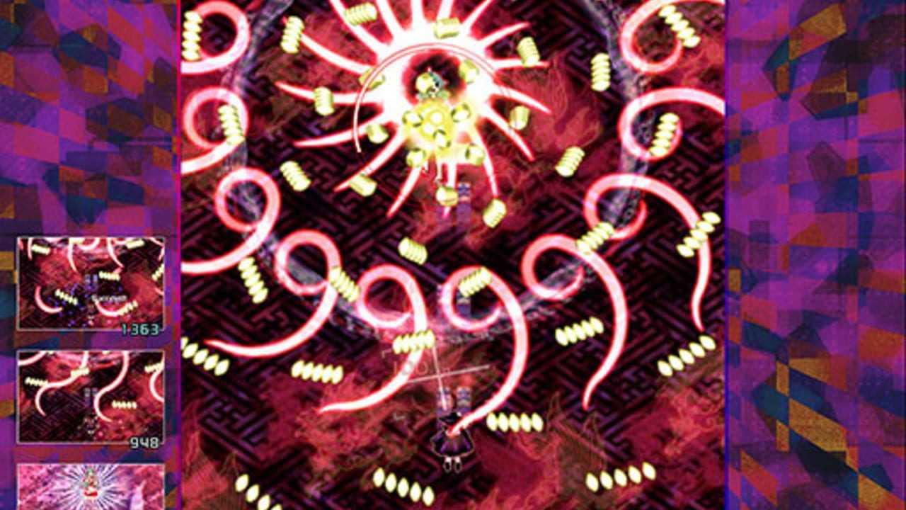 Touhou 16.5 Violet Detector