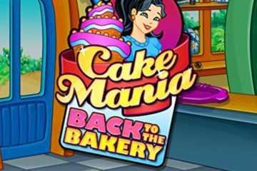 Cake Mania: Back to the Bakery