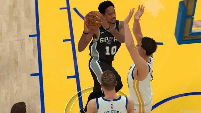 《NBA 2K19》评测 Gameplay 节奏流畅 + 升级 A.I 专攻弱点
