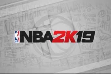 《NBA 2K19》图文攻略:教程详解+系统解析+生涯模式+经理模式+自制球鞋