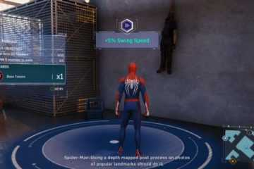 Character development in Marvel's Spider-Man (PS4)