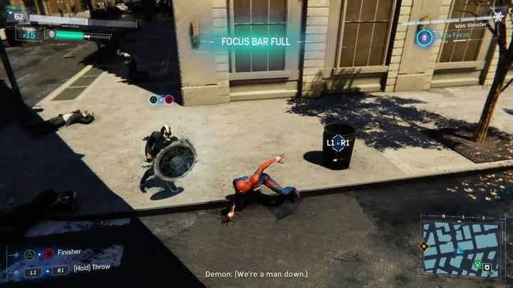 How to fight in Marvel's Spider-Man?-Marvel's Spider-Man Guide and Walkthrough