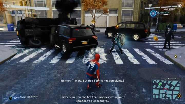 How do I heal in Marvel's Spider-Man?-Marvel's Spider-Man Guide and Walkthrough