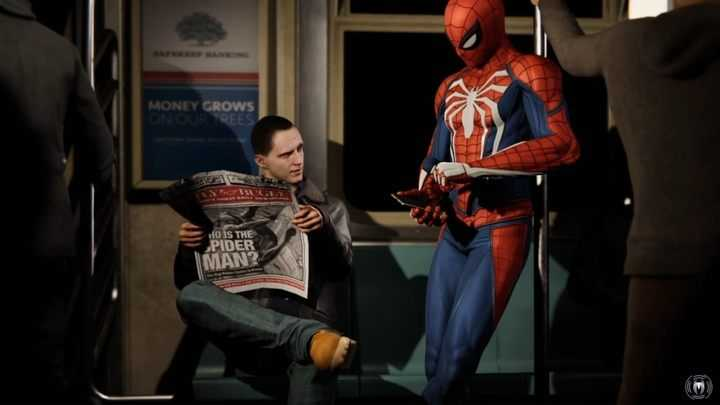 Is there a fast travel in Marvel's Spider-Man on PS4?