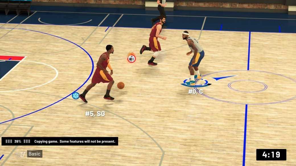 Рецензия на NBA 2K19
