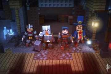 《我的世界:地下城》正式公布!这款地牢探险动作游戏将于2019年登陆PC!