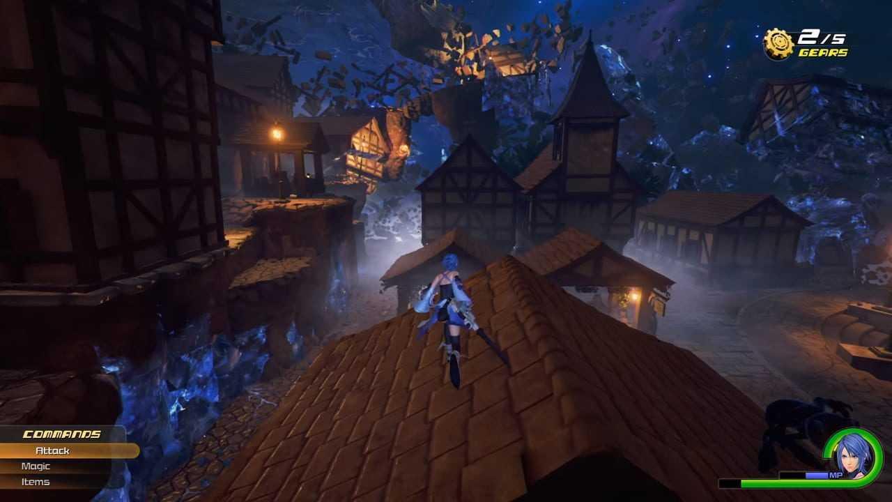 Kingdom Hearts: 0.2 Birth by Sleep - A Fragmentary Passage