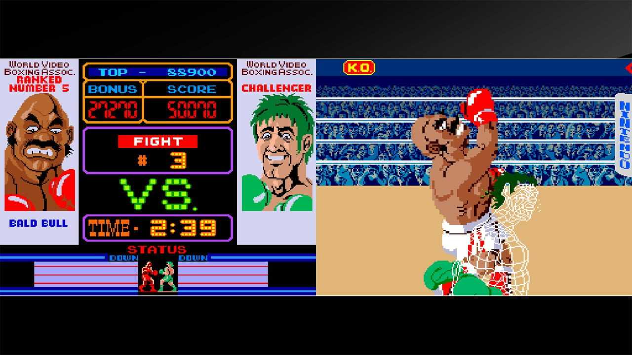 Arcade Archives: Punch-Out!!