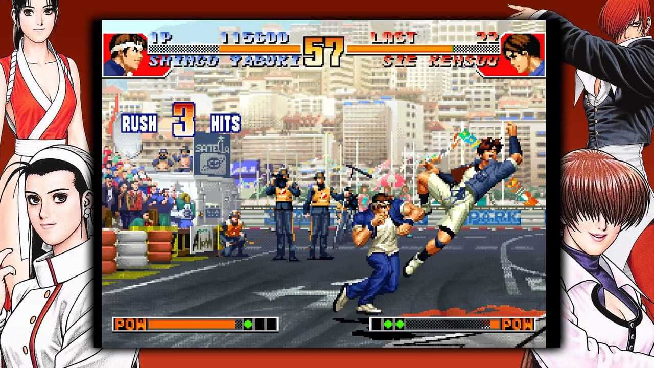 The King of Fighters '97 Global Match