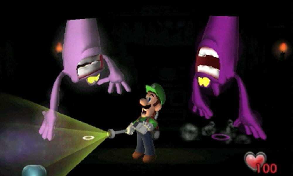 Luigi's Mansion Remake