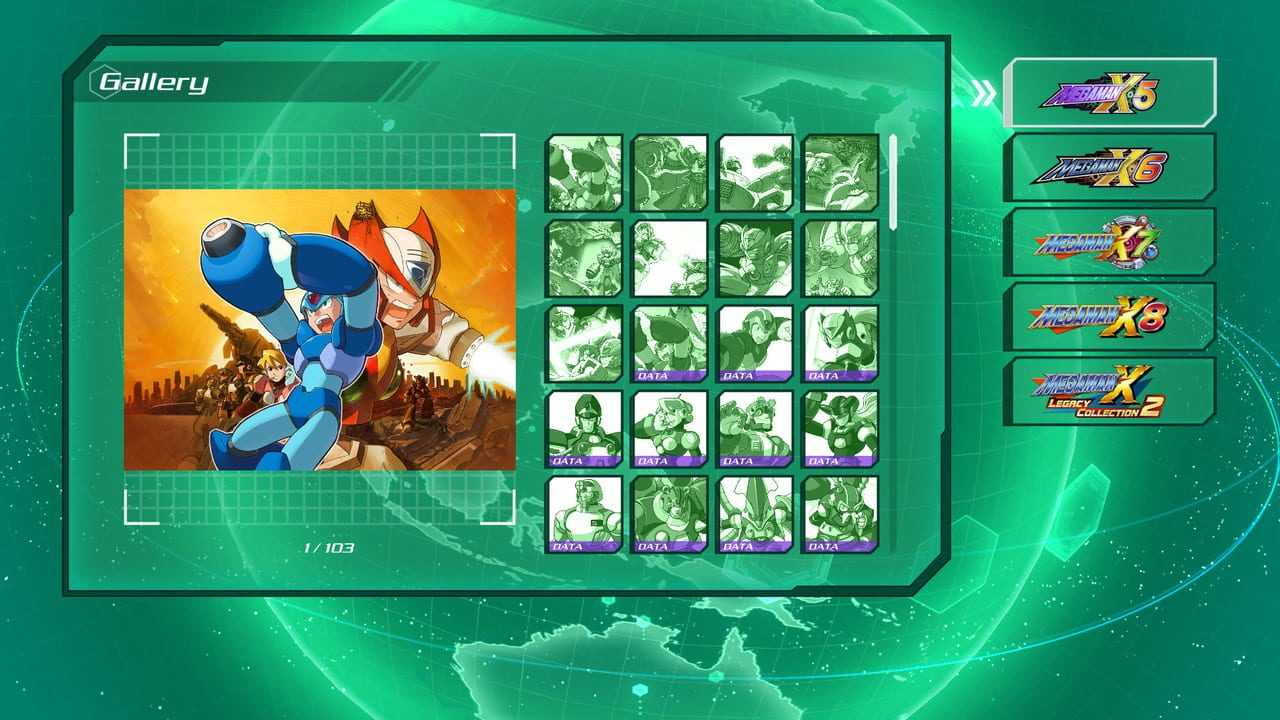 Mega Man X Legacy Collectiion 2