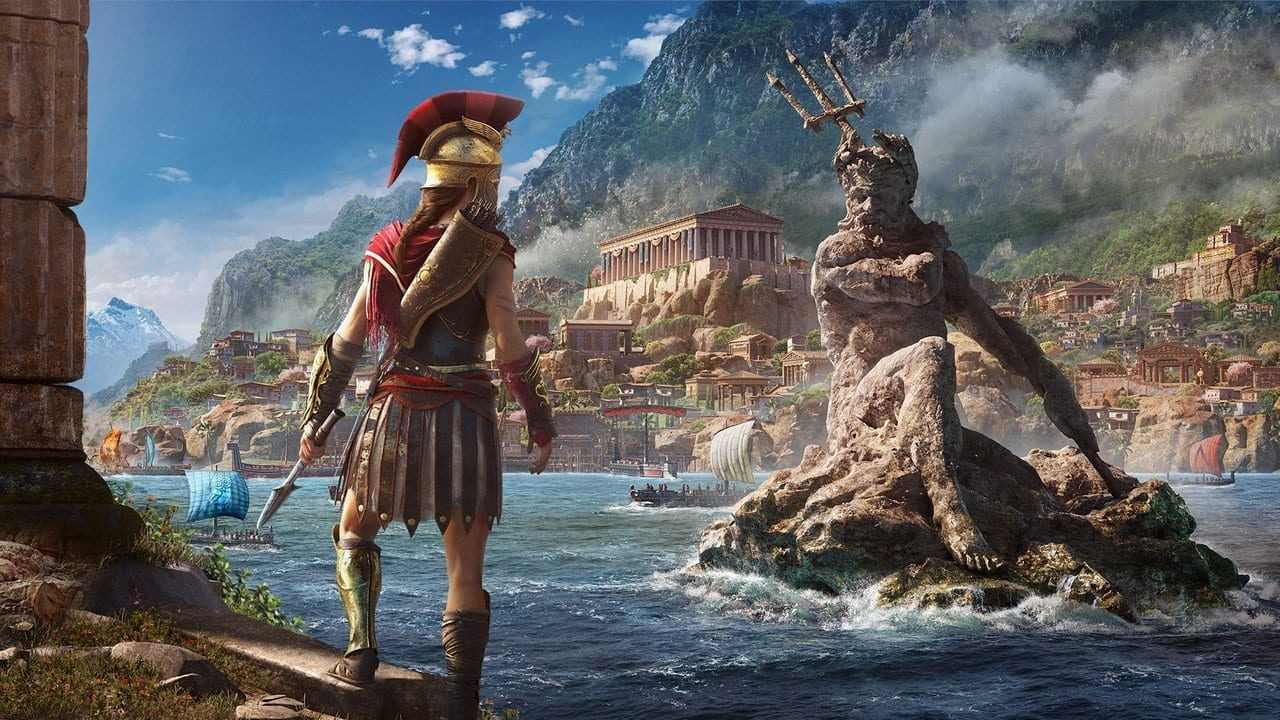 Assassin's Creed: Odyssey - Cloud Version