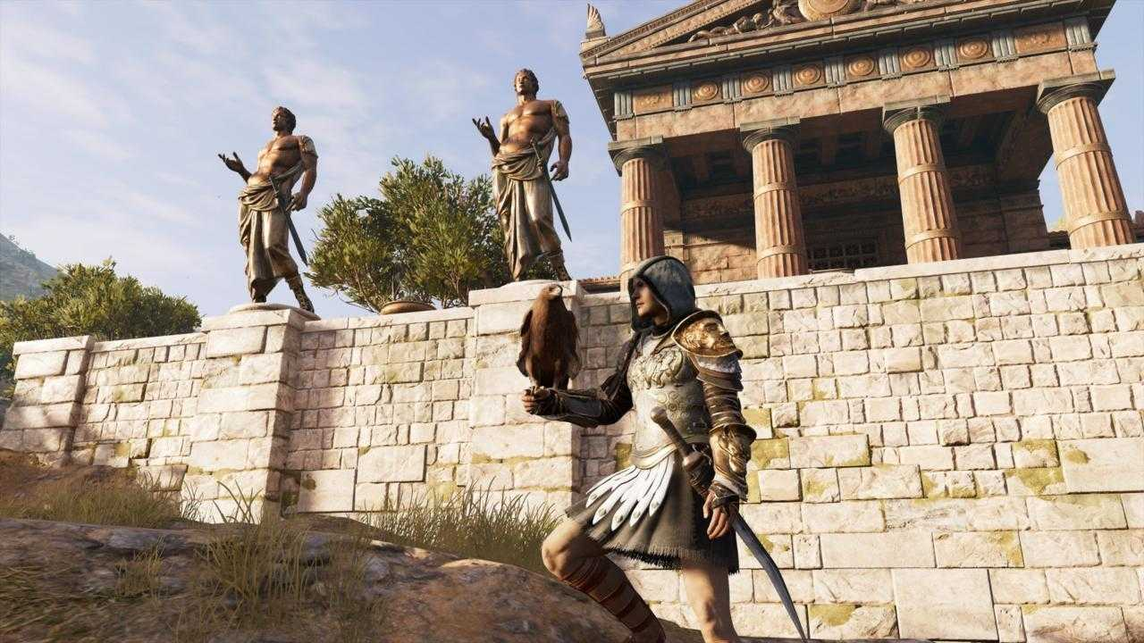 Assassin's Creed Odyssey Review - A Brave New World