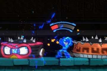 『ロックマン11 運命の歯車!!』Mega Man 11評価・レビュー。理解ってた、自分がロックマンに向いていないということは。単純に難しいし、トゲの即死に耐えられない。
