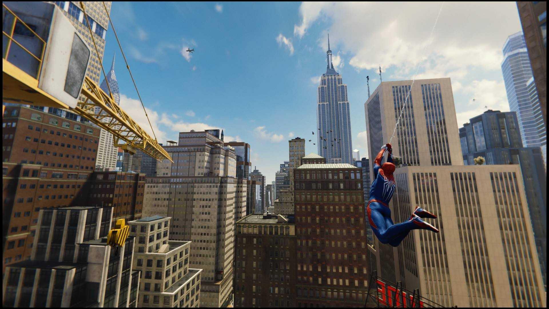 スパイダーマン【レビュー】オープンワールドが箱庭感覚になる驚異のウェブアクション!かっこいいだけじゃ終われないスーパーヒーローの苦悩を描いたストーリーも必見