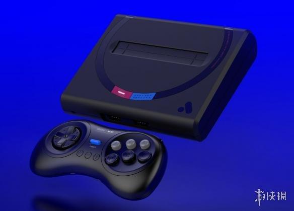 粉絲向復古主機Mega Sg明年四月上市 將可遊玩幾乎所有世嘉遊戲機卡帶!