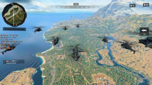 《使命召喚15》Call of Duty圖文評測:逝去的故事與誕生的使命