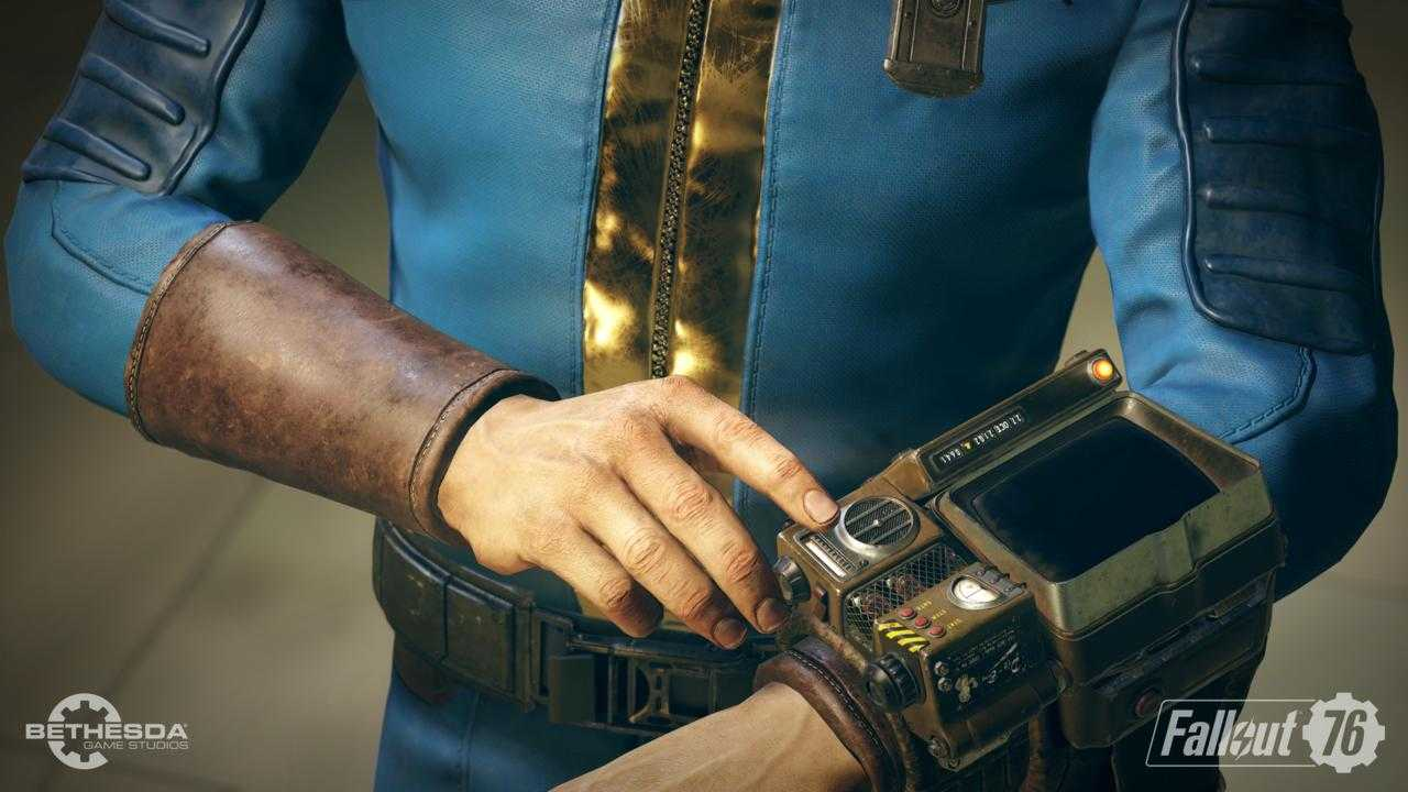 Fallout 76 Hands-On: A Very Different Sort Of Post-Apocalyptic RPG