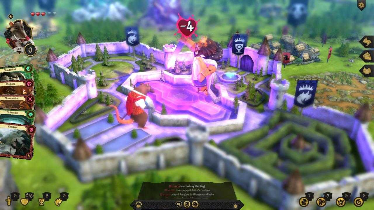 Armello Review - Nintendo Switch Update