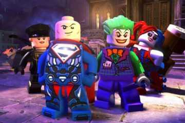 Rewview Lego DC Super-Villains