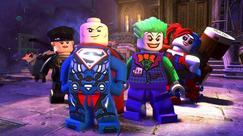 Rewview Lego DC Super-Villains