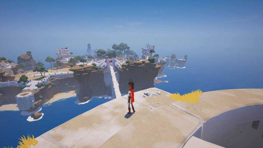 RiME(ライム)【レビュー】美しい空と海で遊ぶ謎解きアクションアドベンチャー