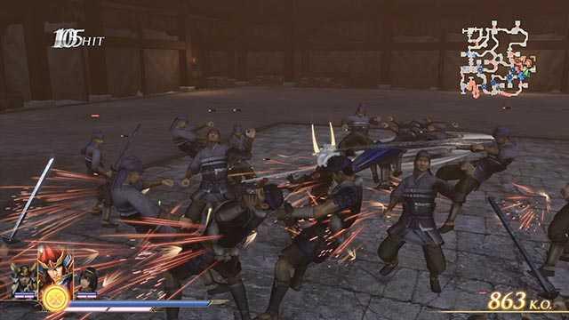 《无双OROCHI 3蛇魔》是史上最爽!