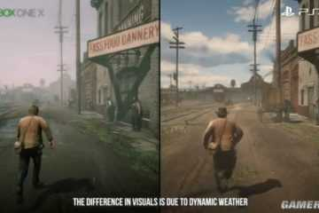 《荒野大鏢客:救贖2》各主機效果對比 Xbox One X表現最好