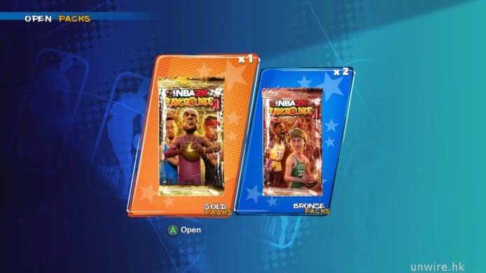 《NBA 2K PLAYGROUNDS 2》球星街场 2 打 2 + 疯狂入樽无限制