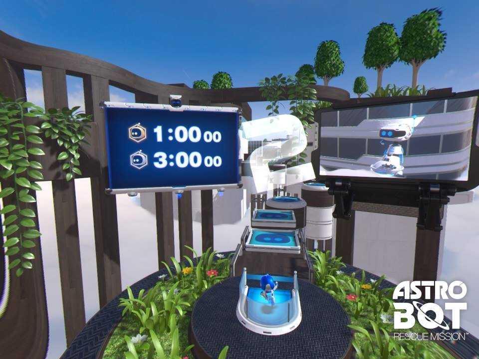 アストロボット:RESCUE MISSION【レビュー】マリオライクな3Dアクションを体感型アトラクションへと進化させたVR界の救世主!アストロはプレイステーションの新しい顔になるか!?