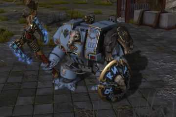 Warhammer 40,000: Sanctus Reach - Legacy of the Weirdboy