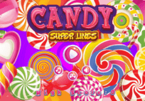 Candy Super Lines Match3