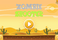 Zombie Shooter Protect your citizens