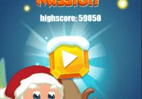 Santa's Mission Match 3