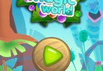Magic world-bubble shooter