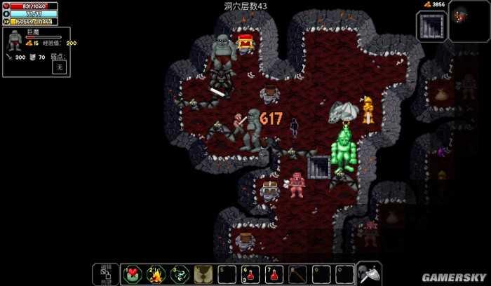 《魔法洞穴2》评测:朴素的roguelike