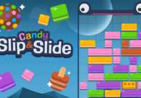 Candy: Slip and Slide