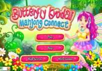 Jungle adventure: Butterfly Kyodai