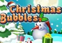 Christmas Gift Bubbles Match3