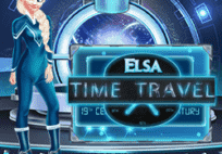 Elsa Time Travel