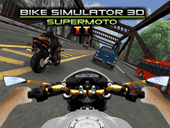 Bike Simulator 3D