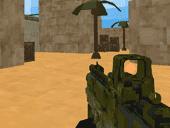 Combat Pixel Arena 3D Infinity