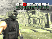 Ghost Team Shooter WebGL