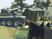 Voxel Front 3D